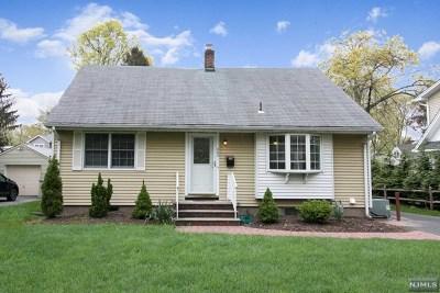 Ridgewood Single Family Home For Sale: 463 South Pleasant Avenue