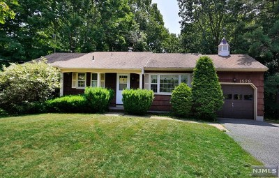 West Milford Single Family Home For Sale: 1578 Macopin Road
