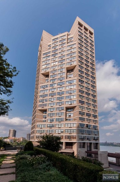 Hudson County Condo/Townhouse For Sale: 7000 Boulevard East #22j