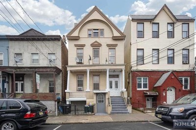 Hudson County Multi Family 2-4 For Sale: 2510 Adam Place