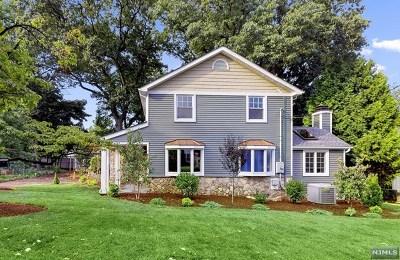 River Edge Single Family Home For Sale: 244 Monroe Avenue