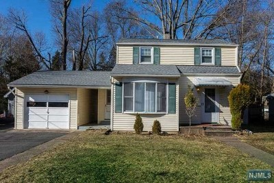 Closter Single Family Home For Sale: 12 Haring Street