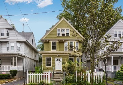 Essex County Single Family Home For Sale: 142 North Essex Avenue
