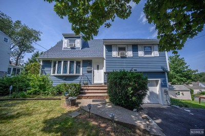 Teaneck NJ Single Family Home For Sale: $359,995