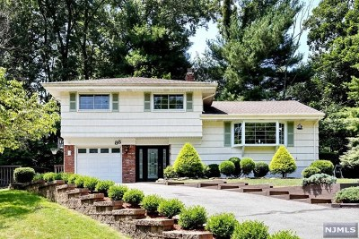 Park Ridge NJ Single Family Home For Sale: $559,999