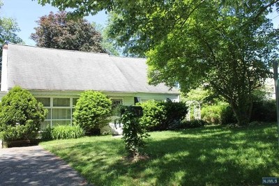 Essex County Single Family Home For Sale: 51 Manor Road