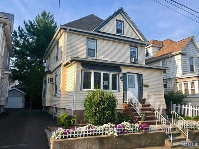 Essex County Single Family Home For Sale: 80 Division Avenue