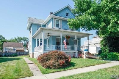 Saddle Brook Single Family Home For Sale: 76 Ackerman Avenue