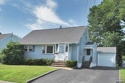 Essex County Single Family Home For Sale: 19 Craig Place