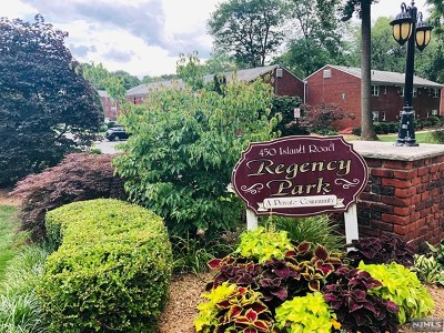 Ramsey Condo/Townhouse For Sale: 109 Regency Park