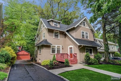 Essex County Single Family Home For Sale: 35 Macopin Avenue