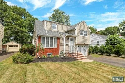 Oradell Single Family Home For Sale: 680 Ridgewood Road