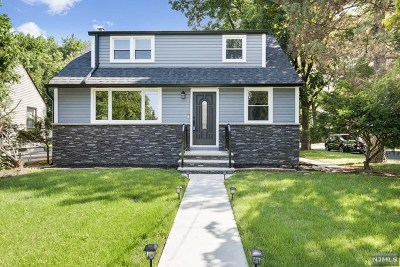 New Milford Single Family Home For Sale: 252 Demarest Avenue
