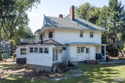 Englewood Single Family Home For Sale: 485 Engle Street