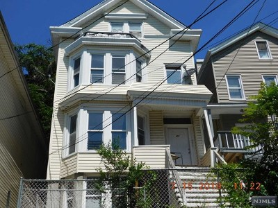Passaic County Multi Family 2-4 For Sale: 41 Cliff Street