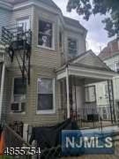 Essex County Multi Family 2-4 For Sale: 821 Ridge Street