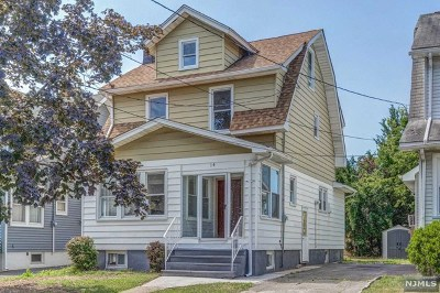 Essex County Single Family Home For Sale: 14 Norwood Place