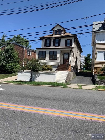 Essex County Multi Family 2-4 For Sale: 500 Franklin Avenue