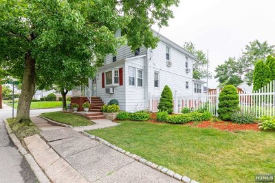 Saddle Brook Single Family Home For Sale: 198 South Street