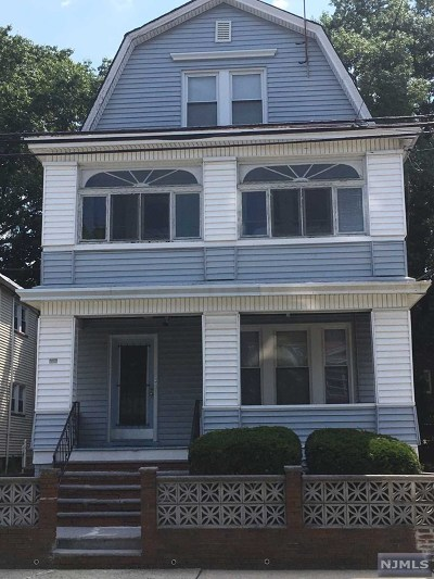 Essex County Multi Family 2-4 For Sale: 882 South 18th Street