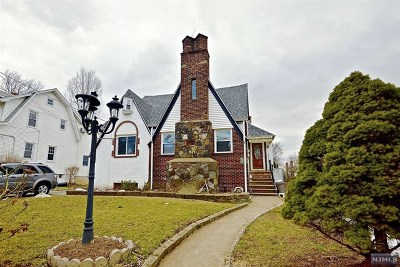 Teaneck Multi Family 2-4 For Sale: 281 Morningside Terrace
