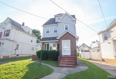 Hudson County Single Family Home For Sale: 277 Argyle Place