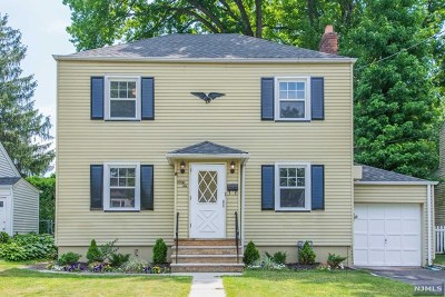 Essex County Single Family Home For Sale: 66 Mapes Avenue