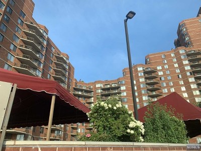 Hudson County Condo/Townhouse For Sale: 1638 Harmon Cove Tower