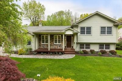 Park Ridge Single Family Home For Sale: 109 Warren Road