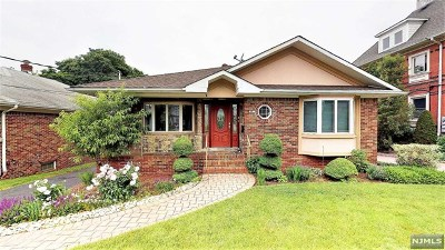 Hudson County Single Family Home For Sale: 621 Belgrove Drive