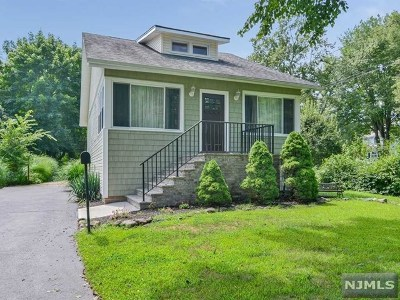 Morris County Single Family Home For Sale: 8 William Street
