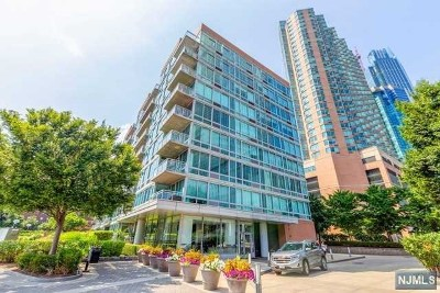 Hudson County Condo/Townhouse For Sale: 25 Hudson Street #214