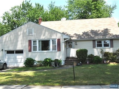 Oradell Single Family Home For Sale: 768 Riverdell Road