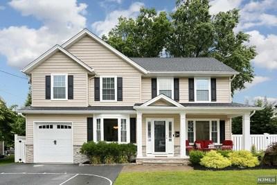 River Edge Single Family Home For Sale: 294 Jefferson Avenue