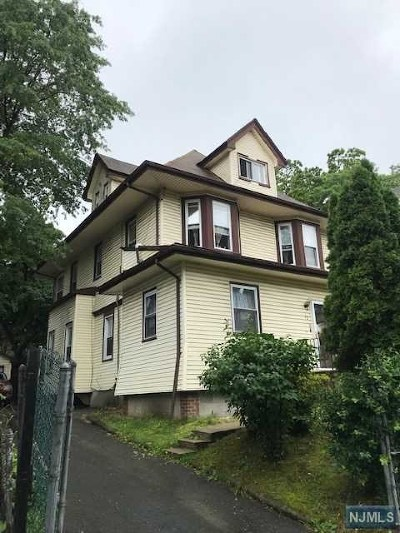Essex County Single Family Home For Sale: 10-12 Cliff Street