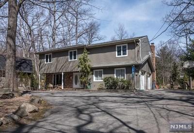 Park Ridge Single Family Home For Sale: 18 Bear Brook Road