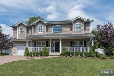 Bergen County Single Family Home For Sale: 57 Rutgers Drive
