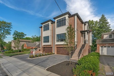 Fort Lee NJ Condo/Townhouse For Sale: $1,088,000
