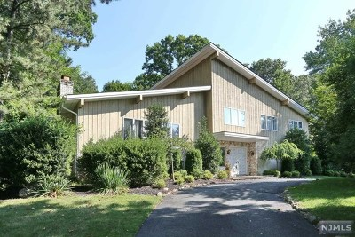 Bergen County Single Family Home For Sale: 379 Faletti Circle