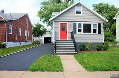 Bergen County Single Family Home For Sale: 83 Avenue C