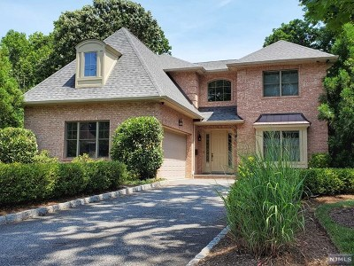Tenafly Single Family Home For Sale: 60 Jefferson Avenue