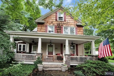 Morris County Single Family Home For Sale: 34 Bloomfield Avenue