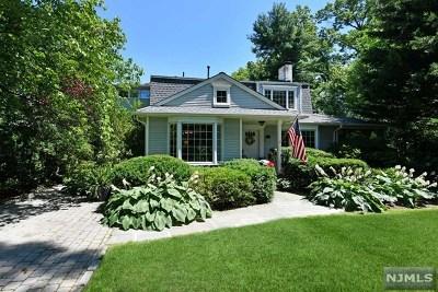 Ridgewood Single Family Home For Sale: 155 Mountain Avenue