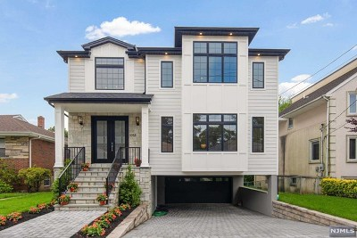 Fort Lee NJ Single Family Home For Sale: $1,299,999