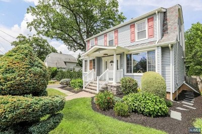 Westwood Single Family Home For Sale: 68 Lincoln Avenue