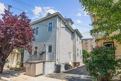 Bergen County Multi Family 2-4 For Sale: 7 Edison Place