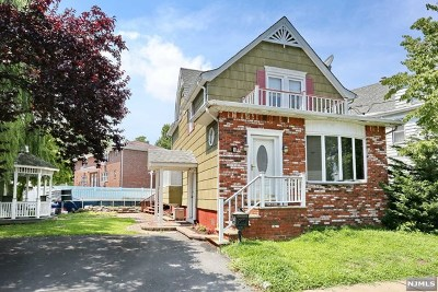East Rutherford Single Family Home For Sale: 4 Brook Terrace