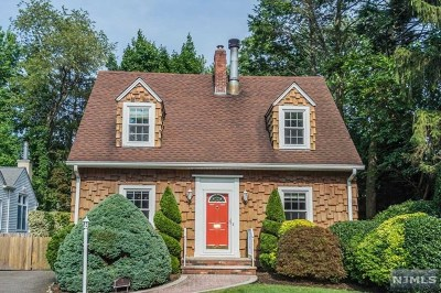 Tenafly Single Family Home For Sale: 8 Spruce Street