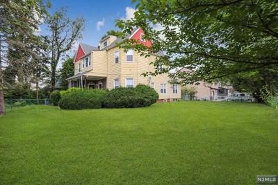 Hackensack Multi Family 2-4 For Sale: 152 Elm Avenue