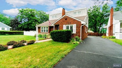 Bergen County Single Family Home For Sale: 24 Preble Place